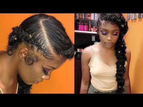 Butterfly Braid Goddess Braids Hairstyles Hair Styles Dance Hairstyles