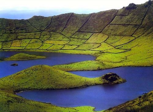 Azores, Portugal.  My ancestors lived in a beautiful place