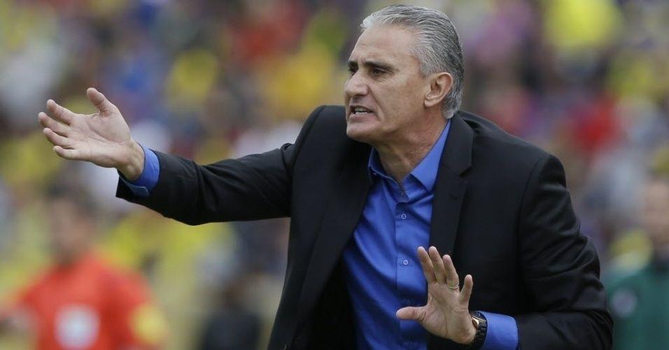 Seis no ataque, 'jogo apoiado' e 100% em 4 jogos: o que Tite quer do Brasil
