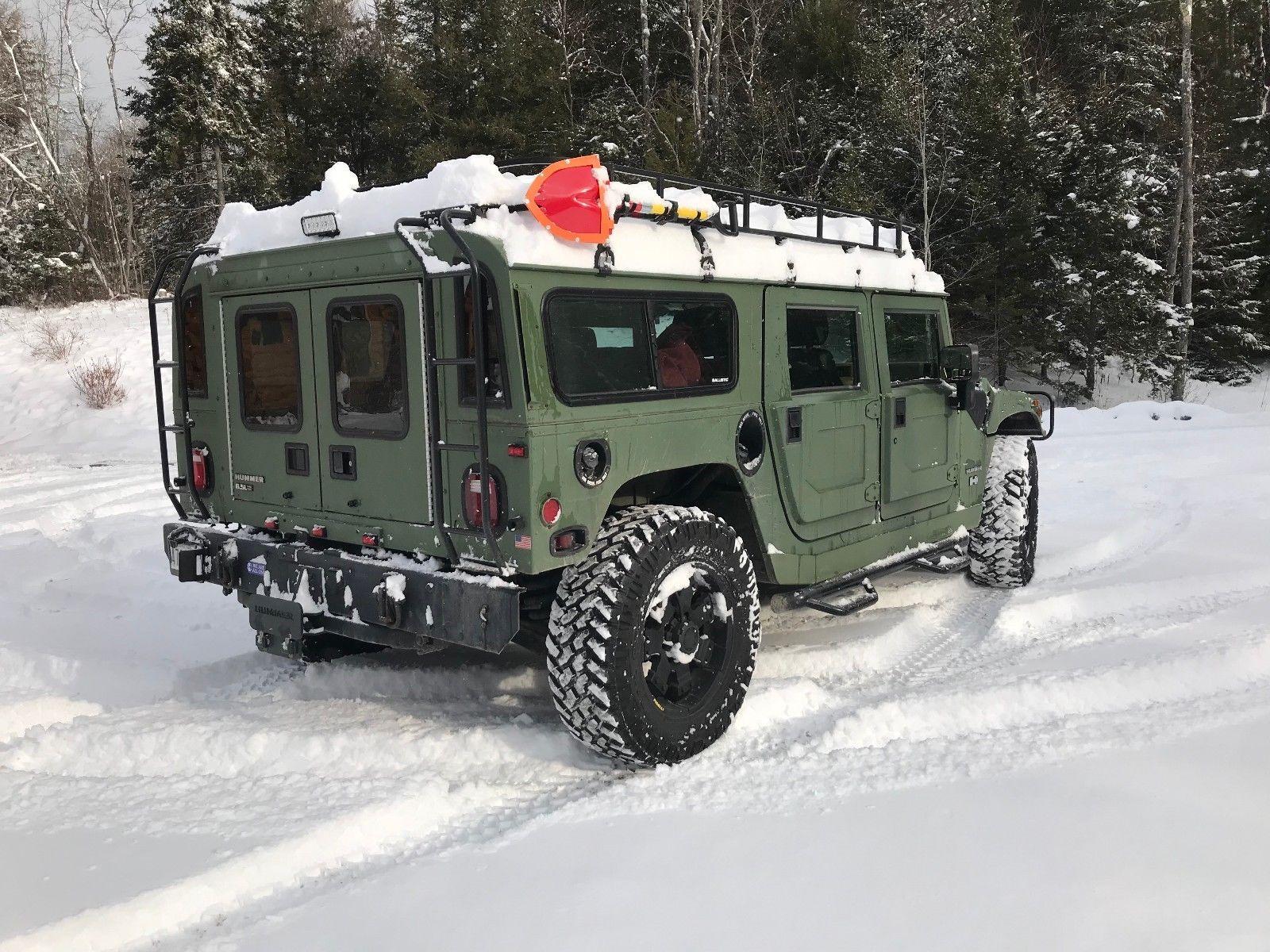 1996 Hummer H1 Внедорожники