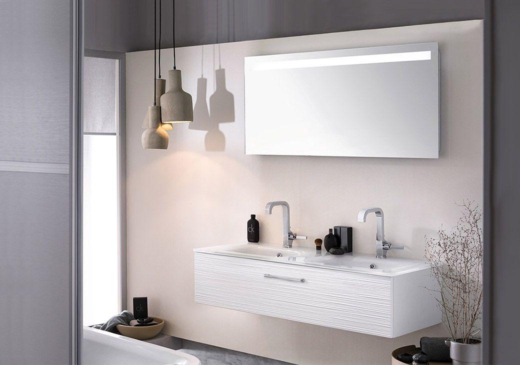 Un seul #meuble #Unique Onde blanc satiné, et c\'est tout ...