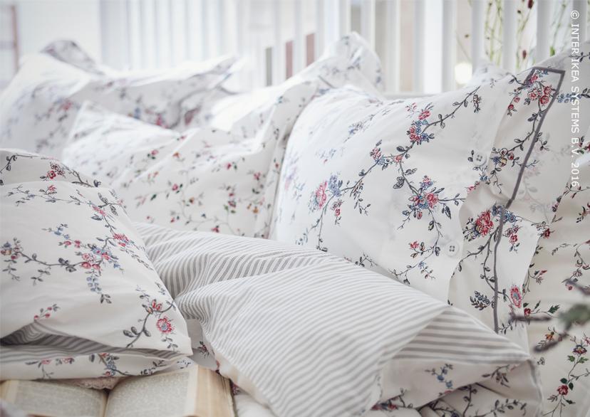 sten rt housse de couette et taie fleur 150 x 200 50 x 60 cm chambre coucher bedroom. Black Bedroom Furniture Sets. Home Design Ideas
