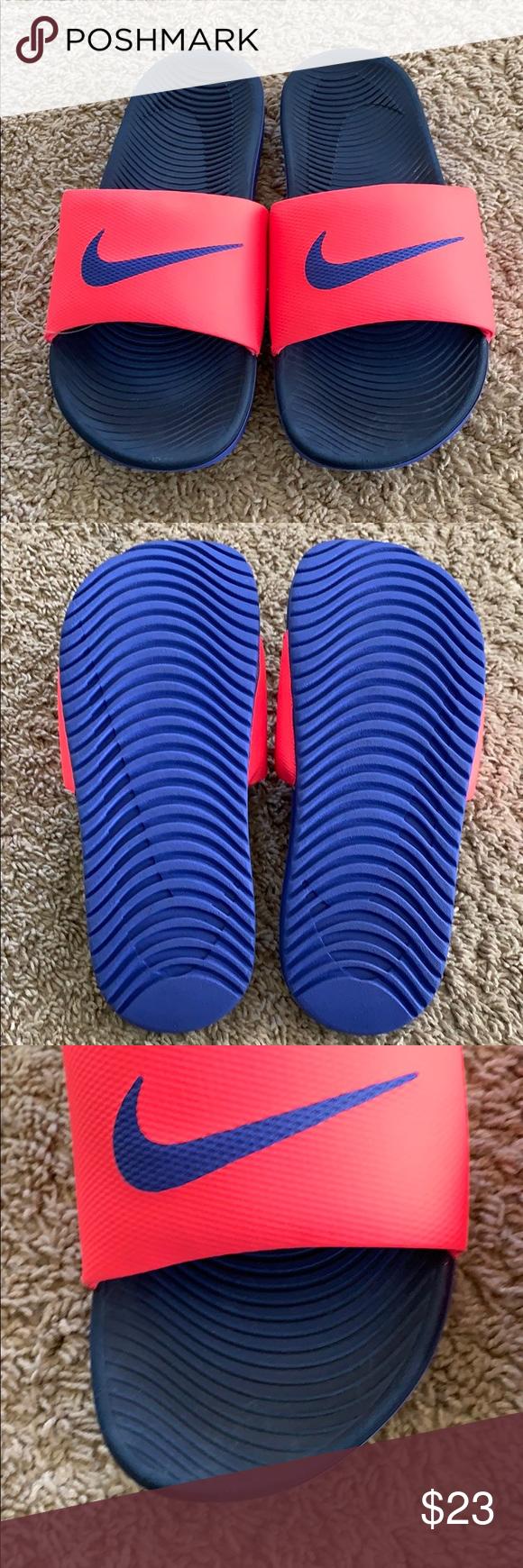 e8dc4aa5fd43 Nike Womens Kawa Slide 834588-600 Size 6 Nike Womens Kawa Slide 834588-600