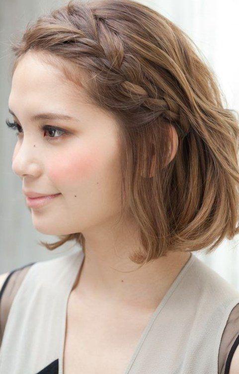 Pin Von Dany Riegler Auf Frisuren Schulterlanges Haar Hair Short