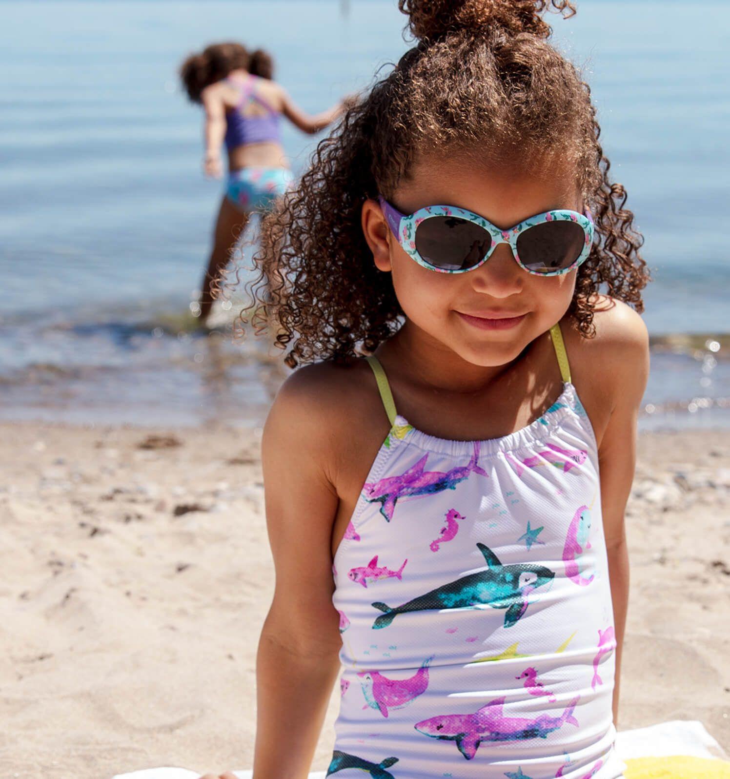 Hatley Girls Sunglasses Swimsuit