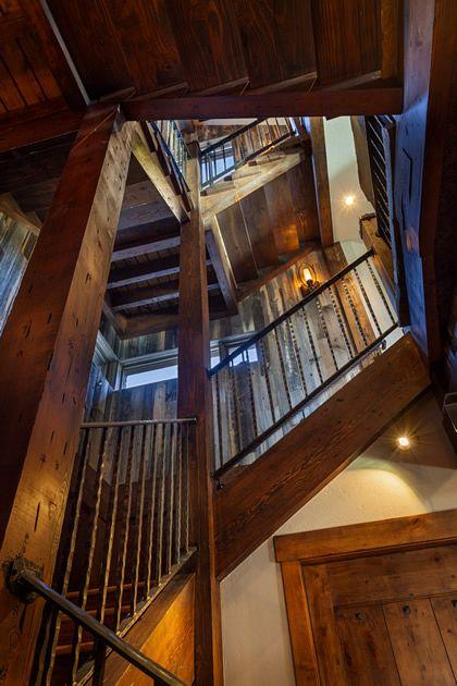Pinnacle Mountain Homes - Details Portfolio | Mountain ...