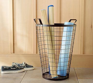 Kellan Hamper Perfect For Store Yoga Mats Home Decor Sale Pottery Barn Tote Storage