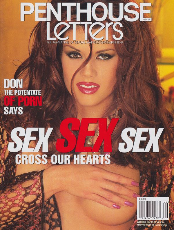 letters magazines sex