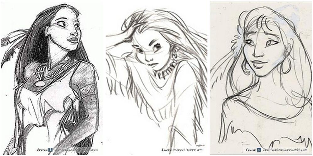 Pocahontas, une Légende Indienne [Walt Disney - 1995] - Page 13 F3b0971d0543515e8f438870fc4c0de3