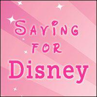 Tips from the Disney Diva: saving money