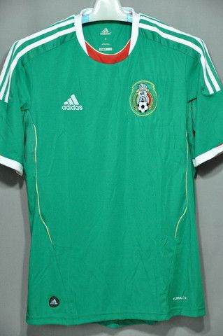the best attitude c5182 7edb9 Mexico Home Jersey Shirt Replica World Cup 2010 | National ...