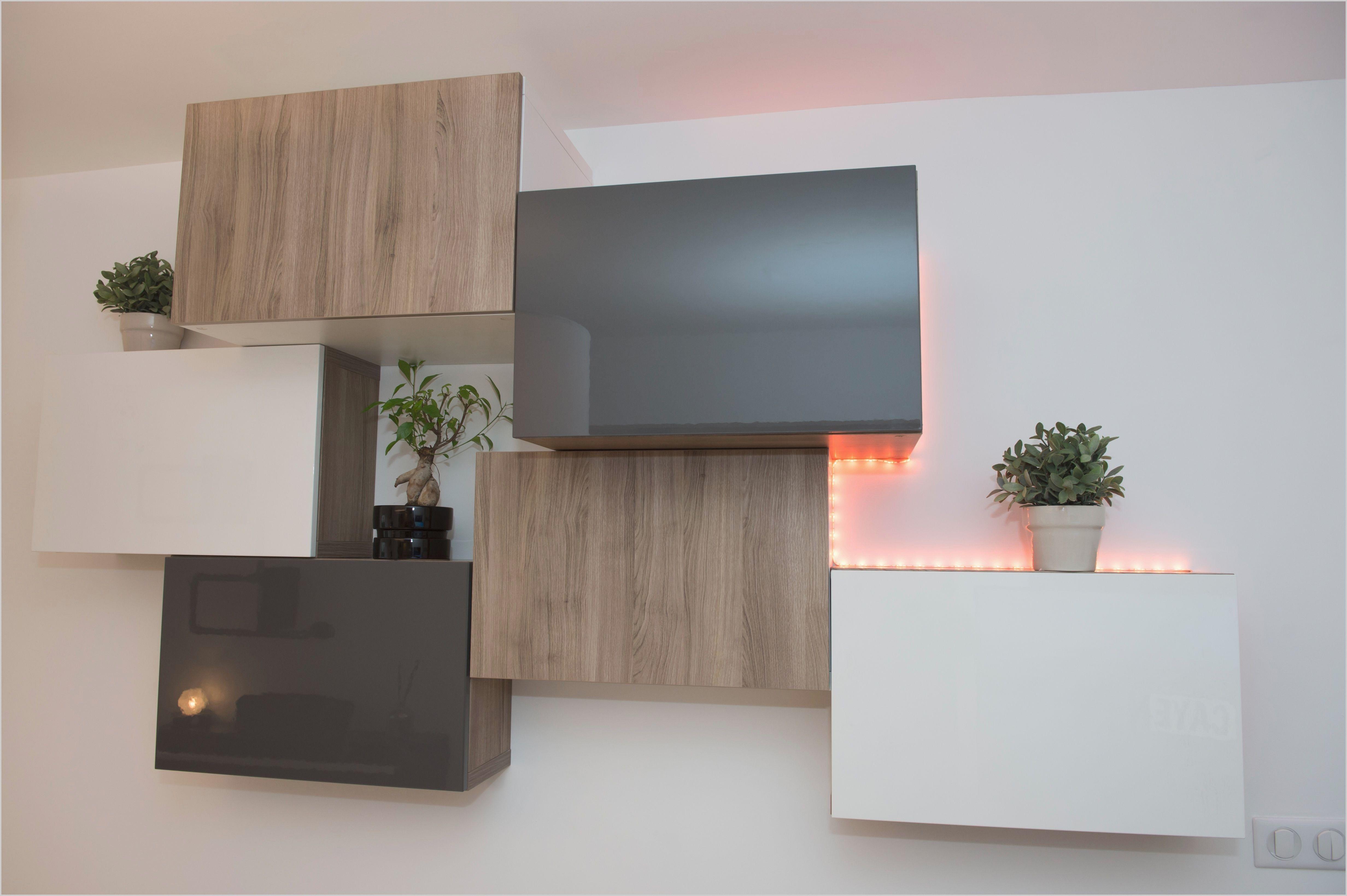 Fixer Meuble Haut Cuisine Ikea Rangement Mural Ikea Meuble