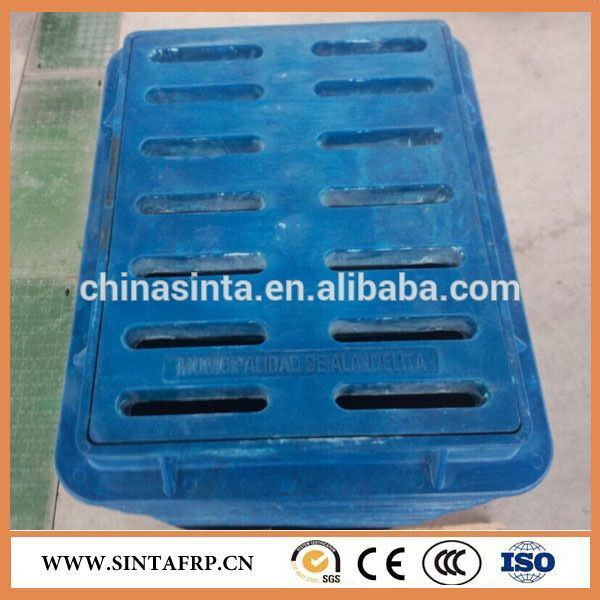 En124 Water Grate Manhole Covers For Drain Cover Grate Water