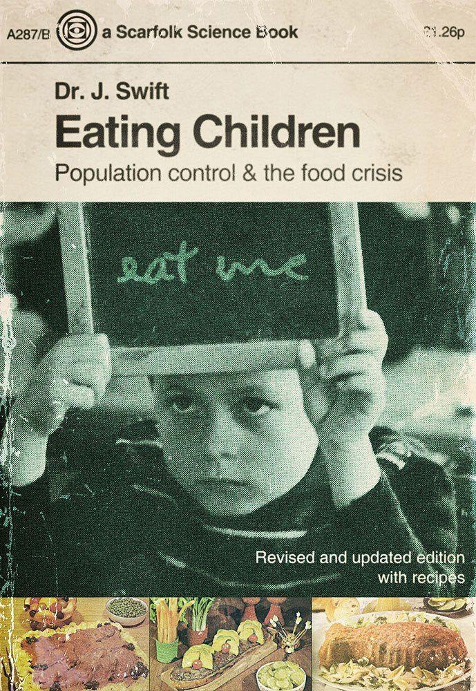 Eating Children Population Control The Food Crisis Scarfolk