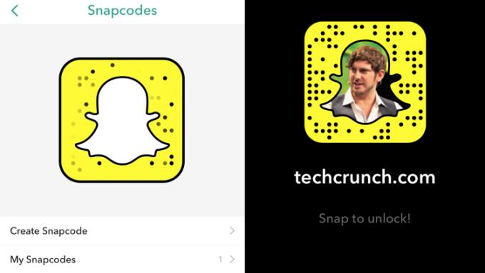 سناب شات يتيح إنشاء رموز Qr للمواقع وفتحها ضمن التطبيق Snapchat Messaging App Ios Update