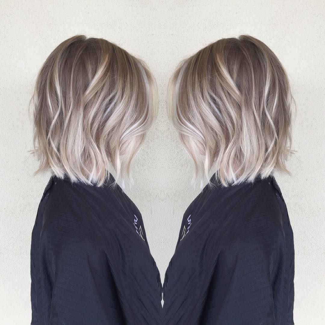 "Priscilla Fitzgerald on Instagram: ""Color and cut by me"
