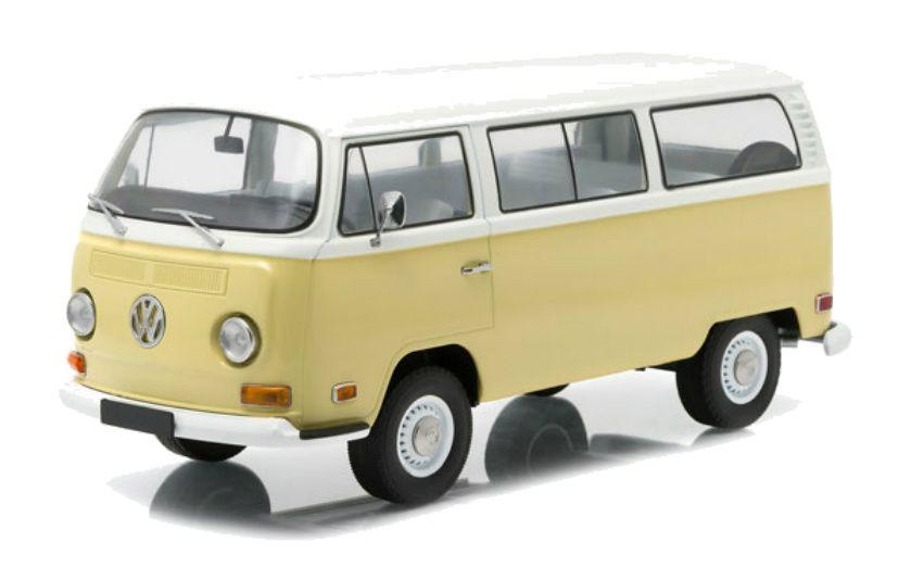 Diecast Auto World - Greenlight ARTISAN COLLECTION 1/18 Scale 1971 VW Volkswagen Type 2 Bus Yellow Diecast Car Model 19012, $56.99 (http://stores.diecastautoworld.com/products/greenlight-artisan-collection-1-18-scale-1971-vw-volkswagen-type-2-bus-yellow-diecast-car-model-19012.html)