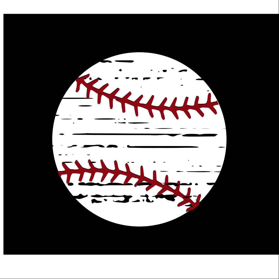 Download Distressed Baseball SVG/PNG | Baseball shirt designs ...