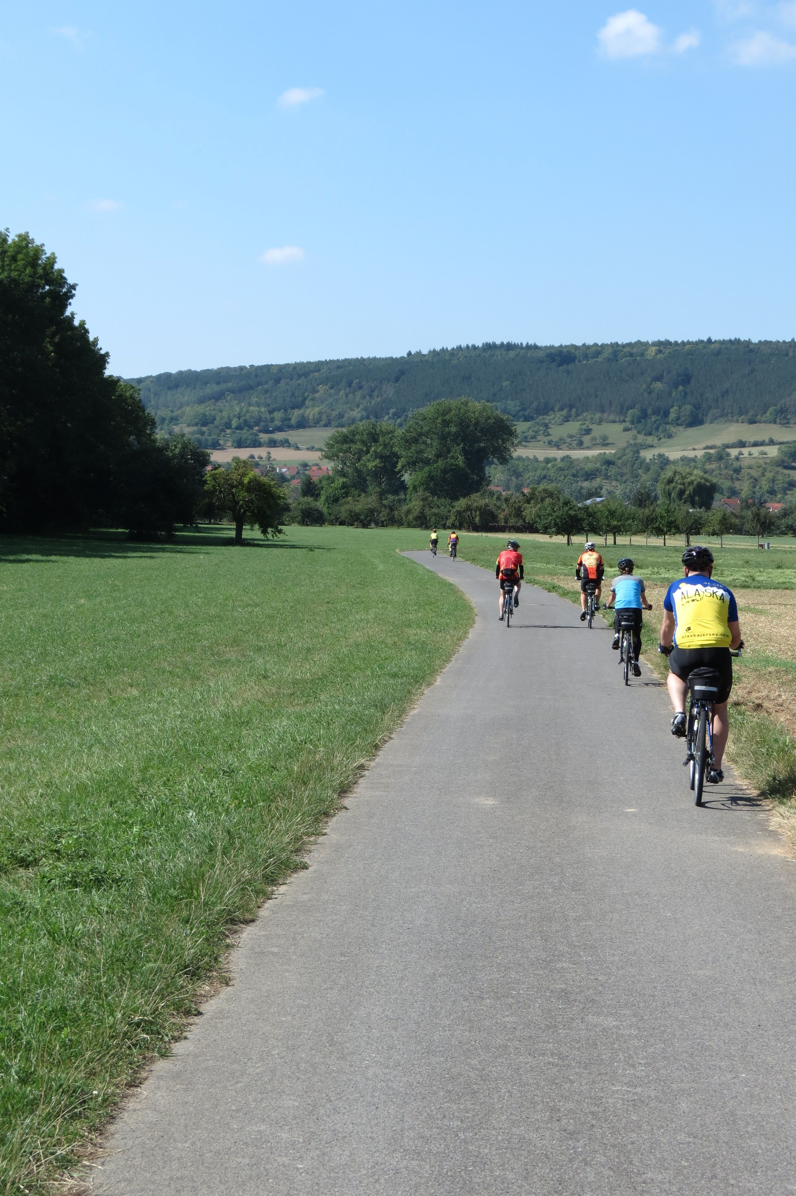 Some shots from staff and guests during a 2012 bicycle tour of Germany.