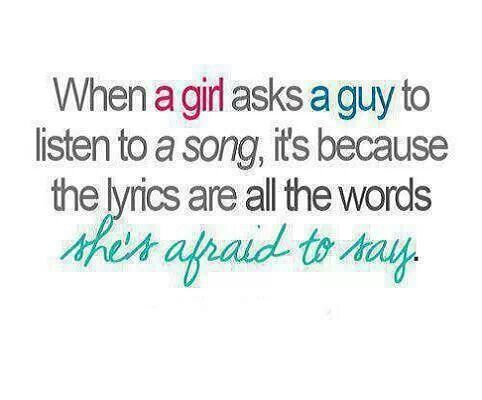 Pin By Leanne Gompf On Music Quotes For Your Crush Cute Quotes For Your Crush Be Yourself Quotes