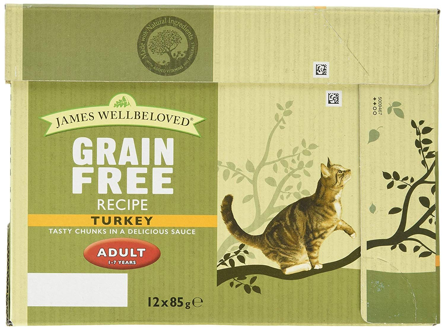 James Wellbeloved Adult Cat Turkey Pouch 12 X 85 G Details Can Be Found By Clicking On The Image This Is An Affiliate Link Meow Free Food