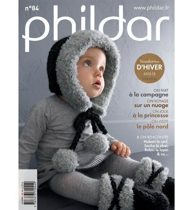catalogue phildar layette 84