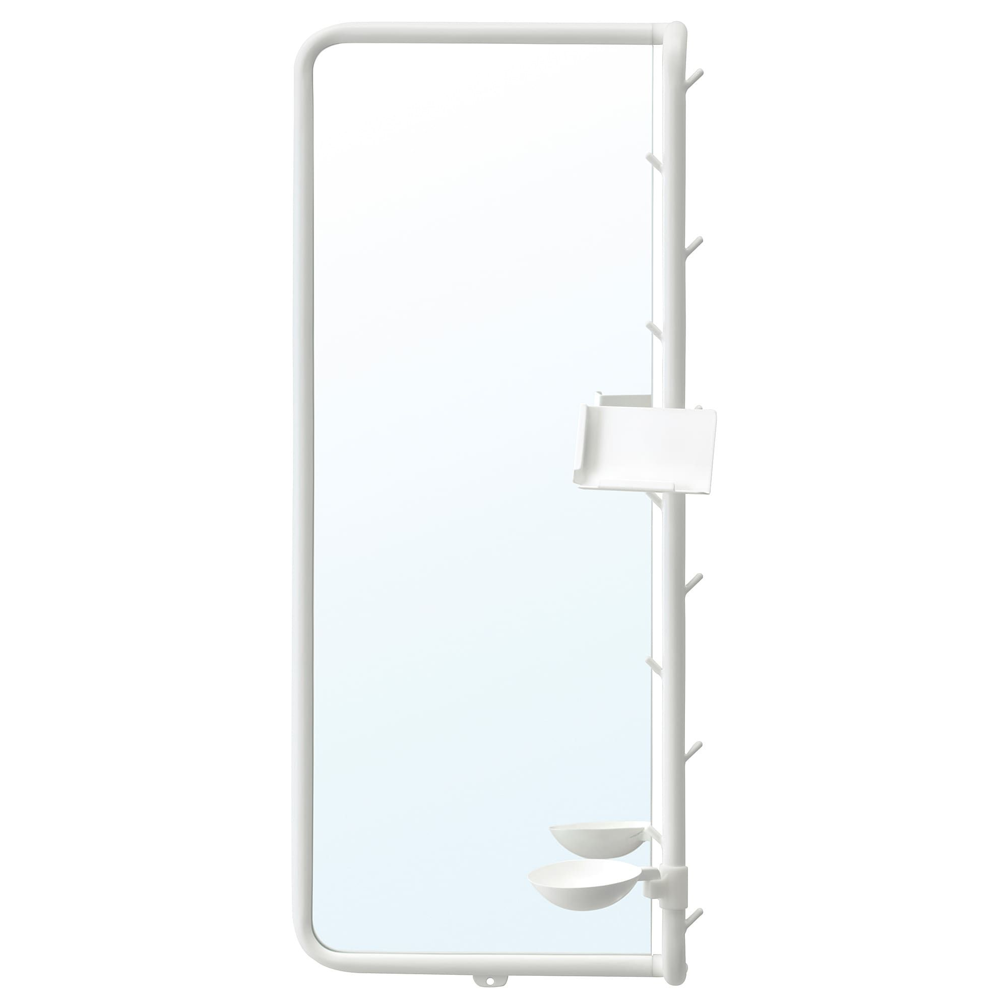 Mojlighet Mirror White 13 3 8x31 7 8 Ikea Large Drawers Ikea Mirror