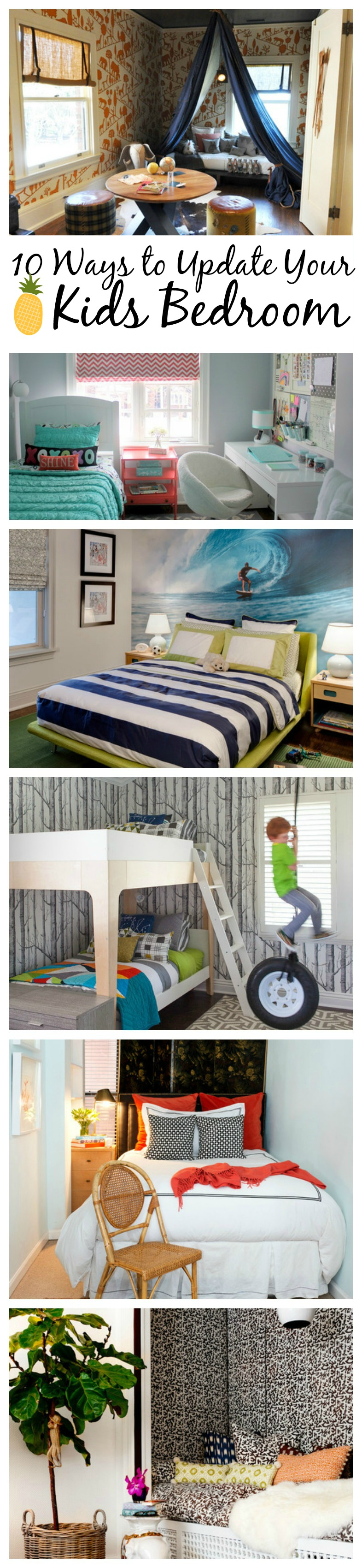 Refresh Your Child's Room for a New School Year