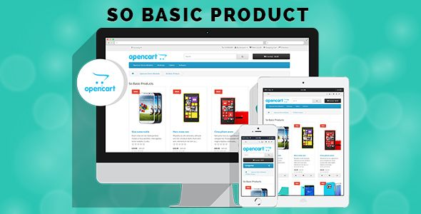 SO Basic Products - Responsive OpenCart Module . SO Basic Products ...
