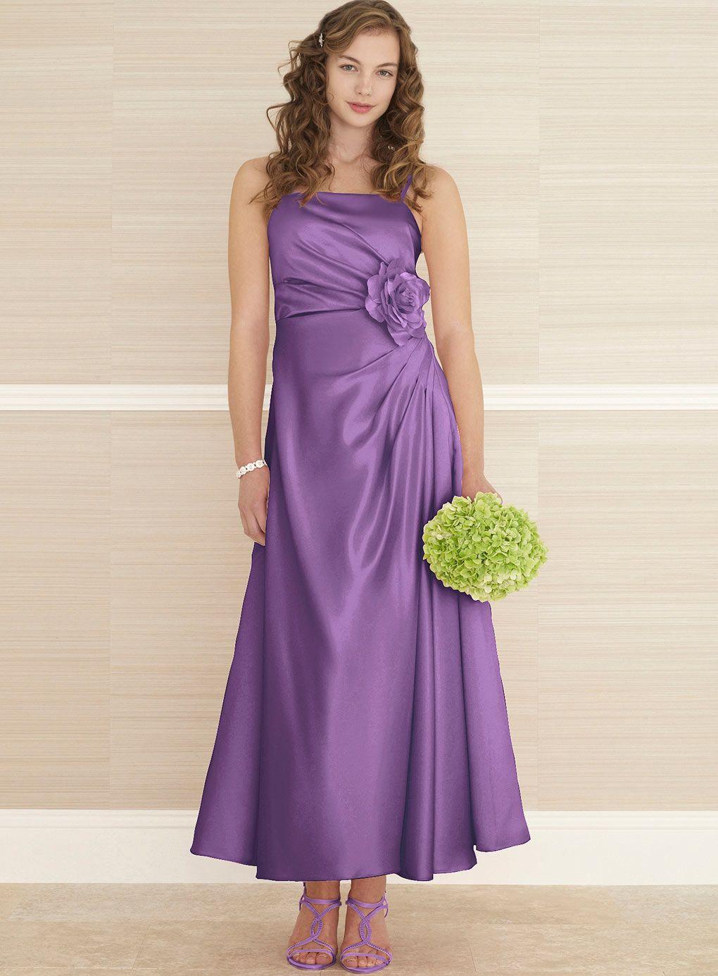 Teen Bridesmaid Dress | My Wedding | Pinterest | Wedding, Dress ...