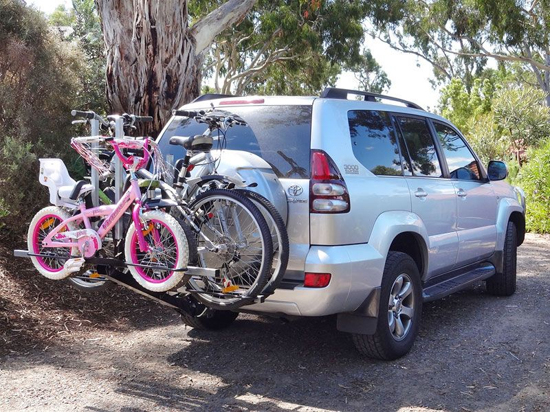 Isi Advanced Bicycle Carrier Systems Land Crusier Prado Bike Carrier Prado Bike Land Cruiser