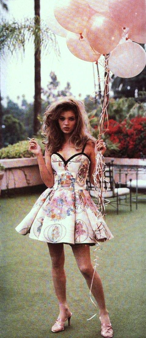 soft colours 90's style | Iconic | Fashion, Kate moss ...