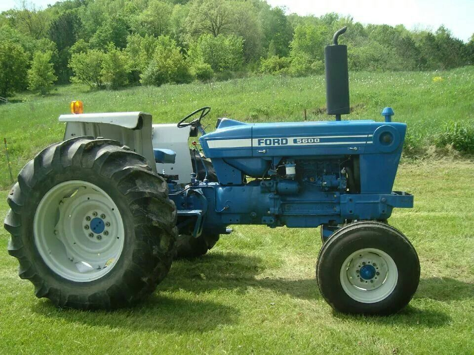 Ford 5600 Tractors New Holland Ford Ford News