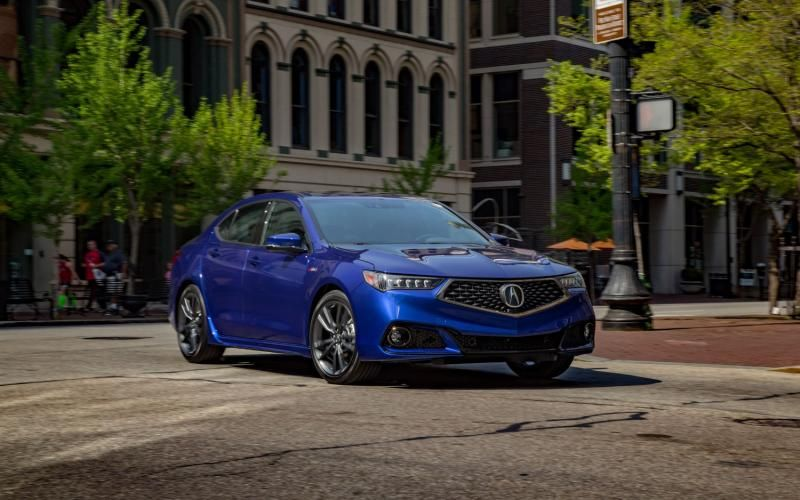 Acura TLX Technology Package 2018