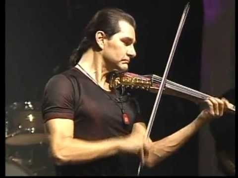 Robert Aviles Violin Rock Solo  Even the tiniest amount will help against his Cancer fight!