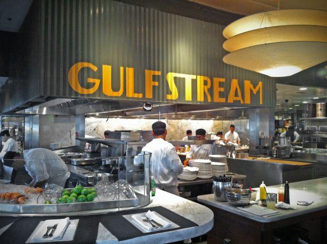 Gulfstream Restaurant Newport Beach California Usa