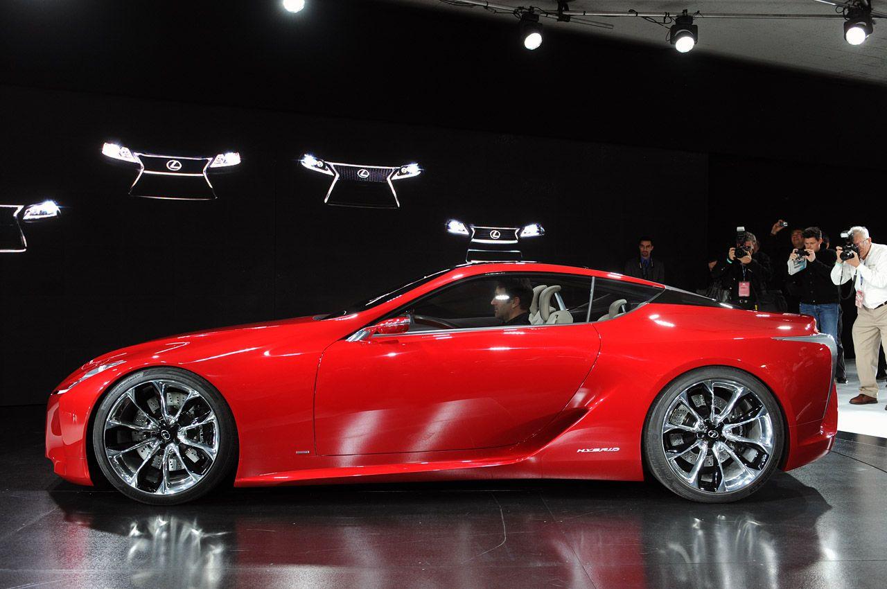 Lexus 2 Door Coupe >> Lexus Two Door 2015 El Lexus Lf Lc Un Hibrido 2 2 Sport