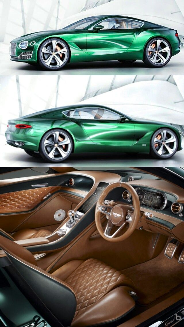 2015 Bentley Exp 10 Speed 6 Granted This Is A Concept Alas It Was