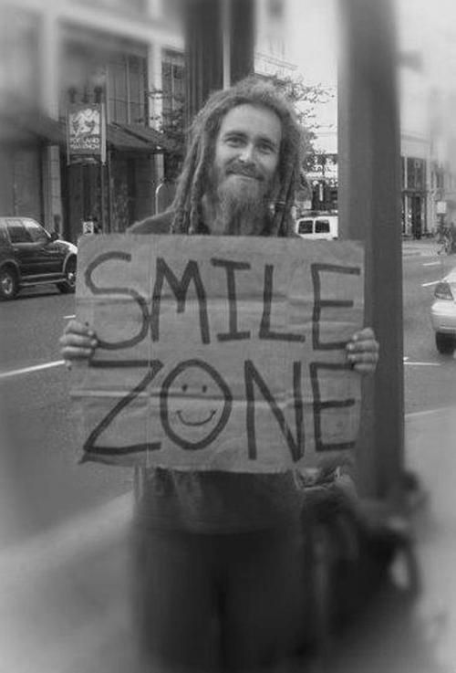Smile!! <3 via | Hippies Hope Shop www.hippieshope.com