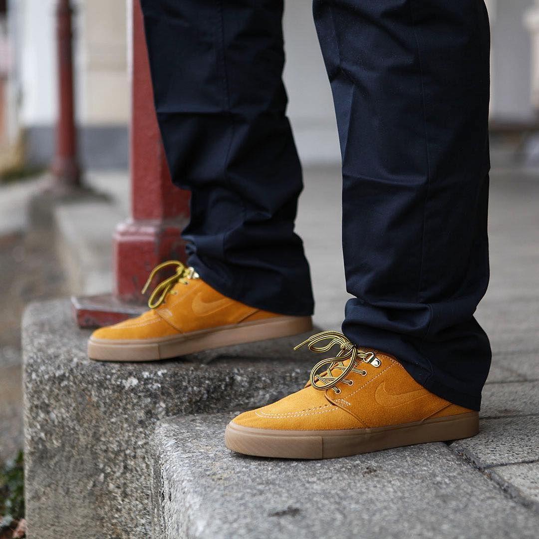 230835dd306d Nike SB Janoski Premium Bronze Gum 👉🏻 www.popname.cz