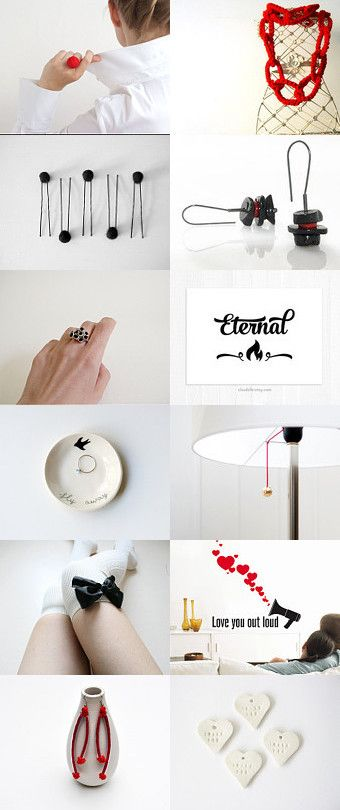 Eternal Love by Imma on Etsy--Pinned with TreasuryPin.com