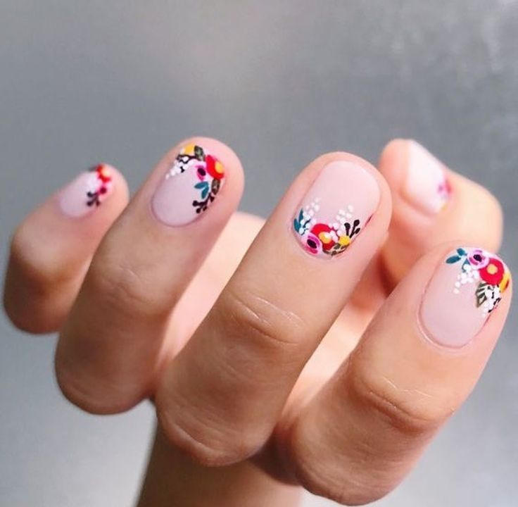 Summer Nails Nails Pinterest Mesh Banner Spa Design And Nail Spa