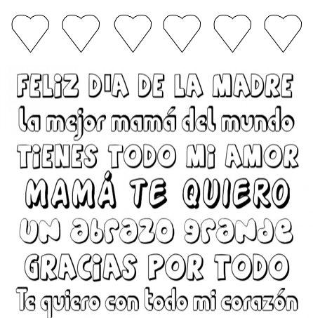 happy mothers day in spanish quotes