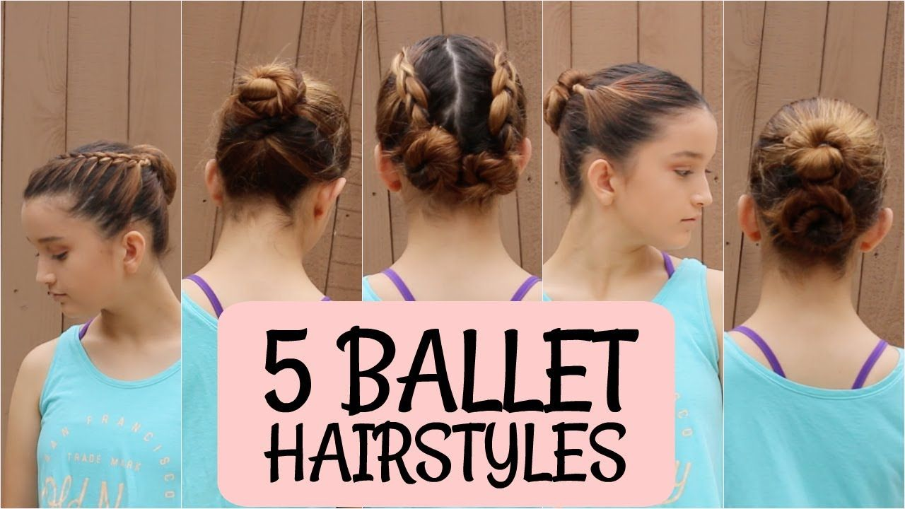 5 ballet hairstyles | beatrice cardini | hair ideas in 2019