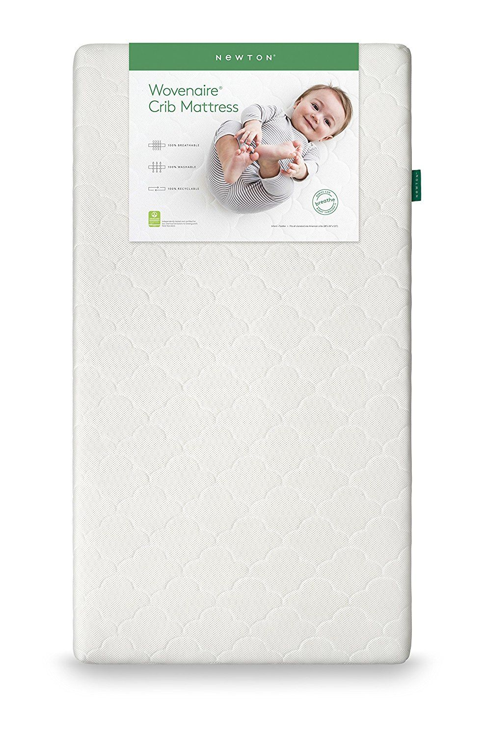 10 Best Crib Mattresses Reviewed In Detail Jun 2020 Best Crib Mattress Baby Mattress Baby Crib Mattress