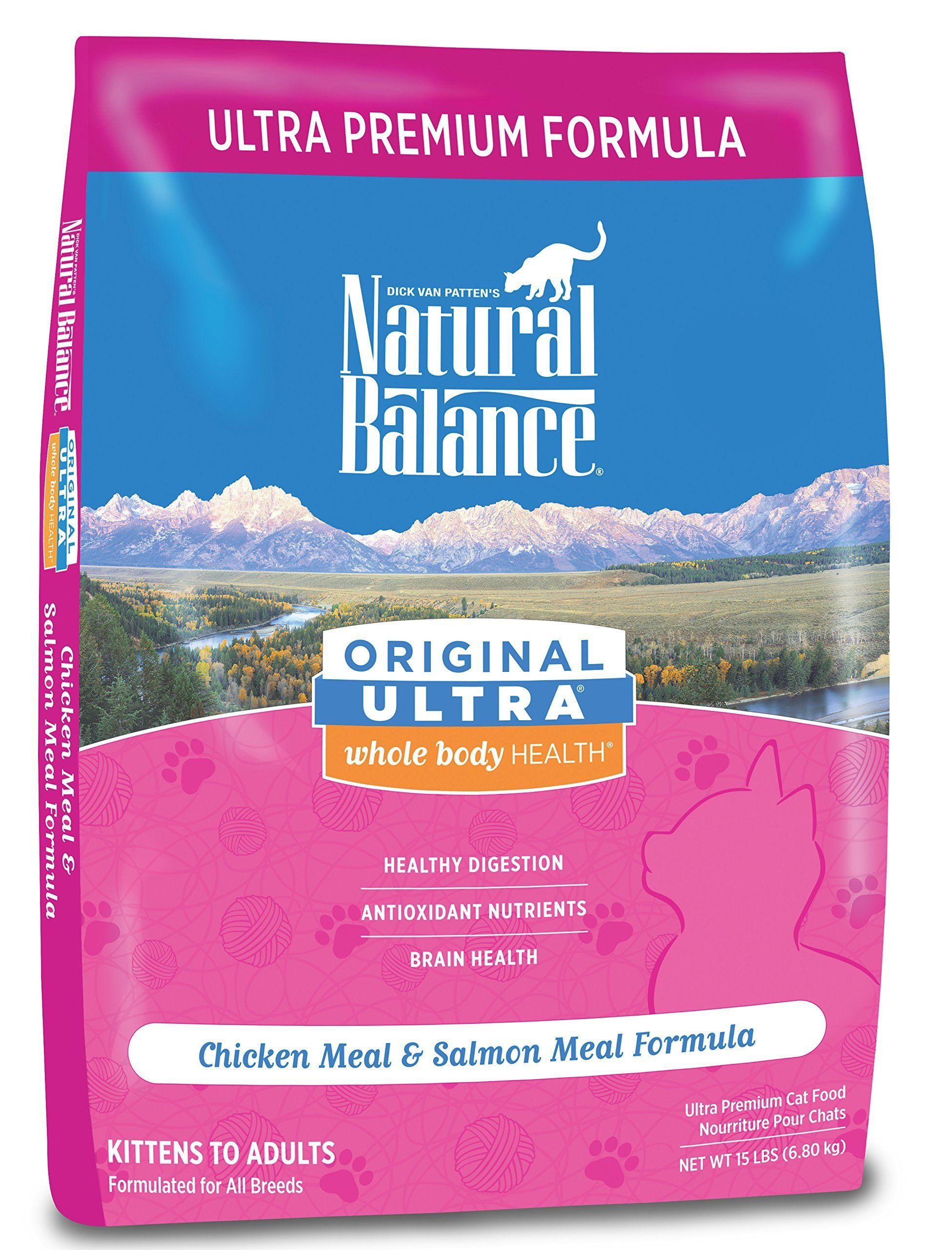 Natural Balance Original Ultra Whole Body Health Dry Cat