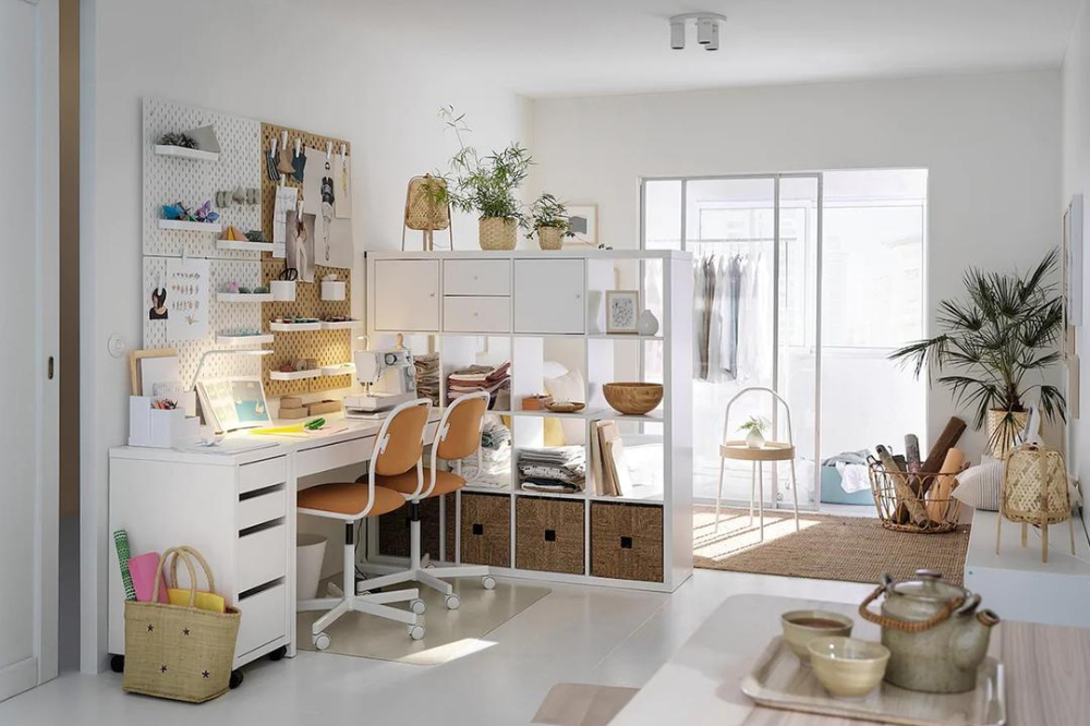 20 Statement Finds From The Ikea 2020 Catalogue Ikea Home Office