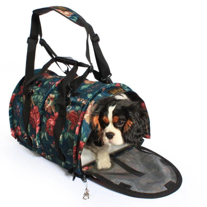 SturdiBag   Best In Cabin, Light Weight, Flex Height Pet Carrier Available