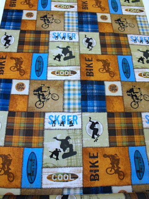 Funky Amp Cool Fabric Suitable For Teenager Boys Available