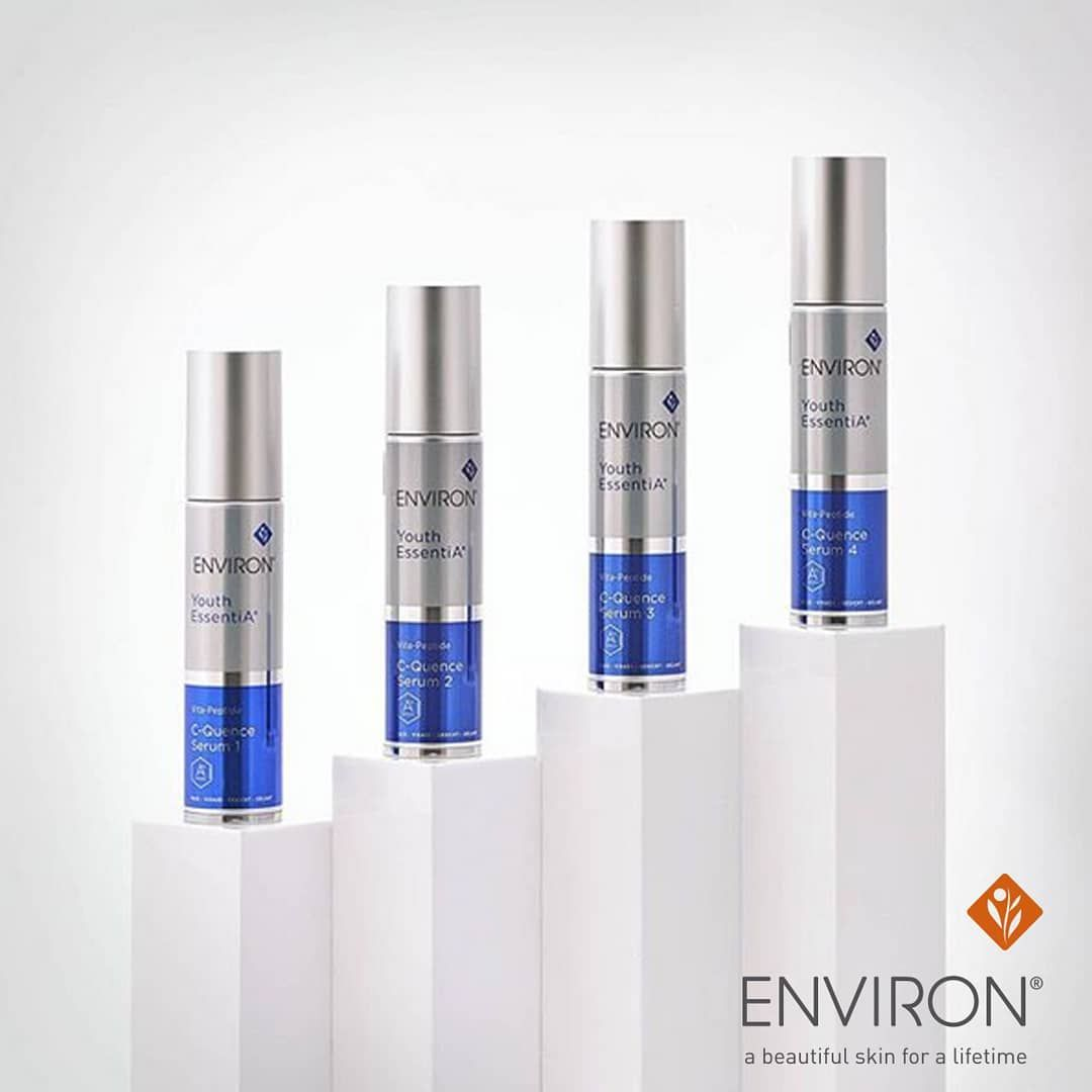 Environ Skin Care On Instagram Step Your Way Up To Youthfully